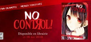 No Control chez Delcourt/Tonkam