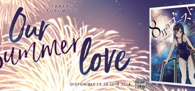 Our Summer Love chez Delcourt/Tonkam