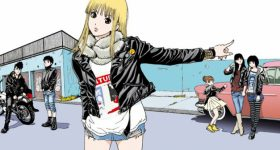 Stop!! Hibari-kun! arrive chez Le Lézard Noir
