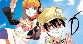 Le manga Gunjou no Magmel adapté en anime