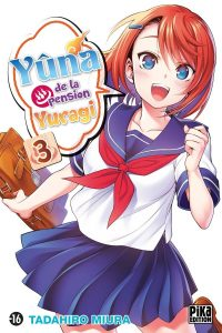 Yuna de la pension Yuragi T3