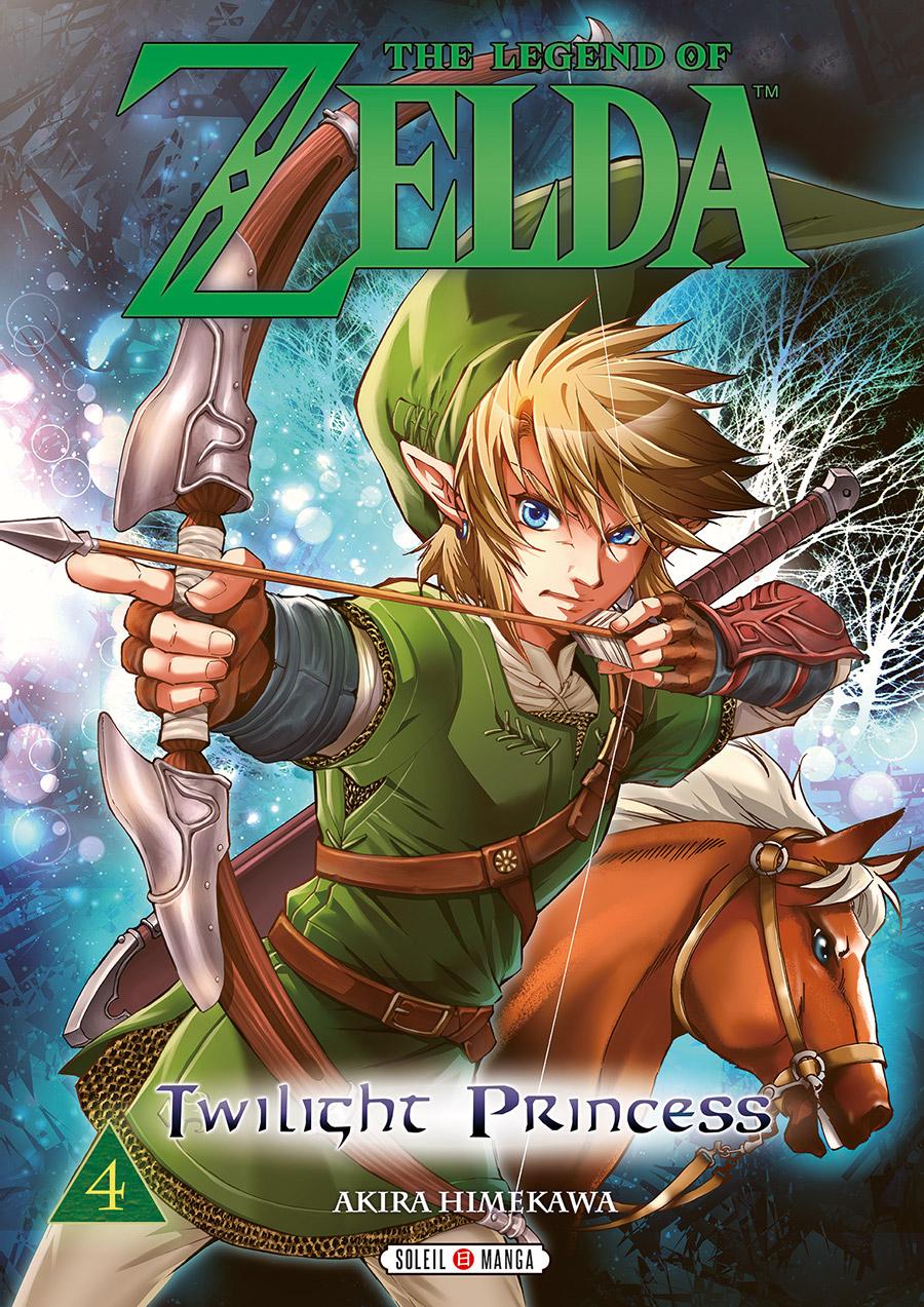 The Legend of Zelda - Twilight Princess T4