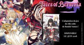 Tales of Berseria  chez Mana Books