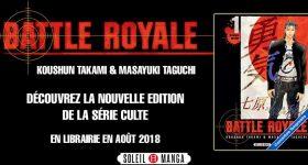 Le manga Battle royale s'offre une édition Ultimate