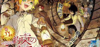 Le manga The Promised Neverland adapté en anime