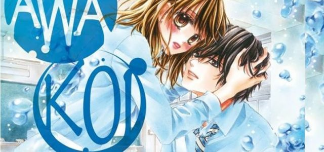 Le manga Awa Koi annoncé chez Panini