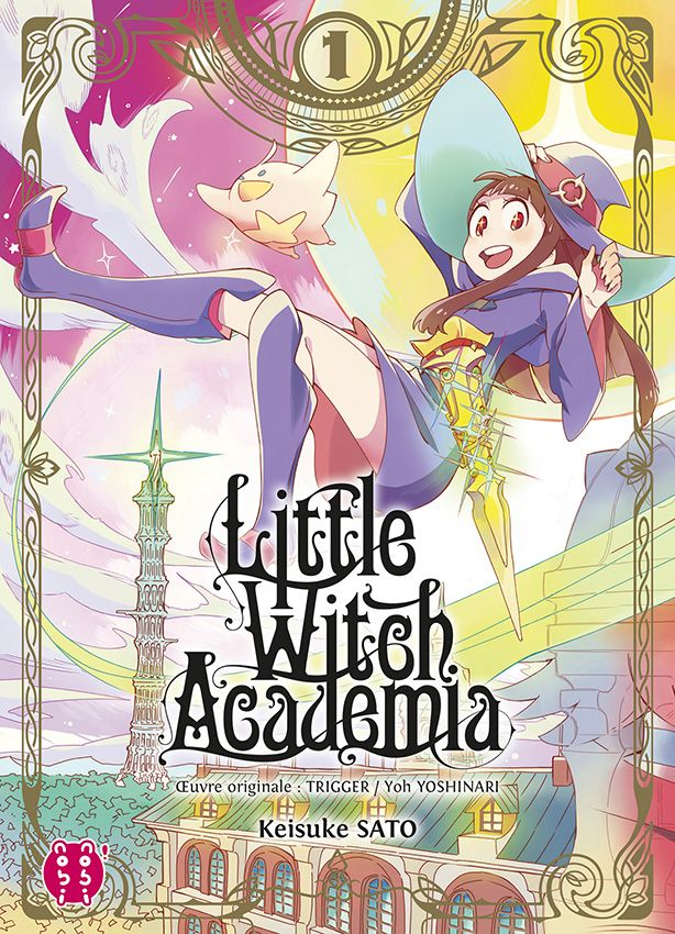 Little Witch Academia T1