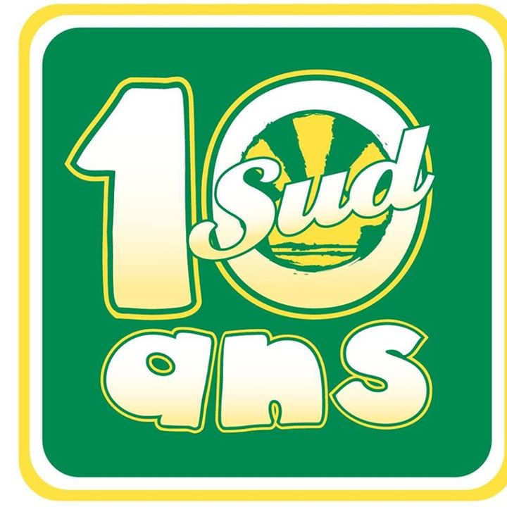 Logo Japan Expo Sude 10 ans