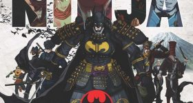 Le film animation Batman Ninja adapté en manga