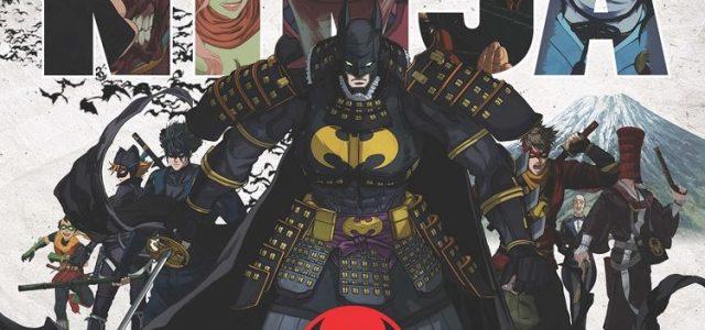 Le film animation Batman Ninja adapté en manga
