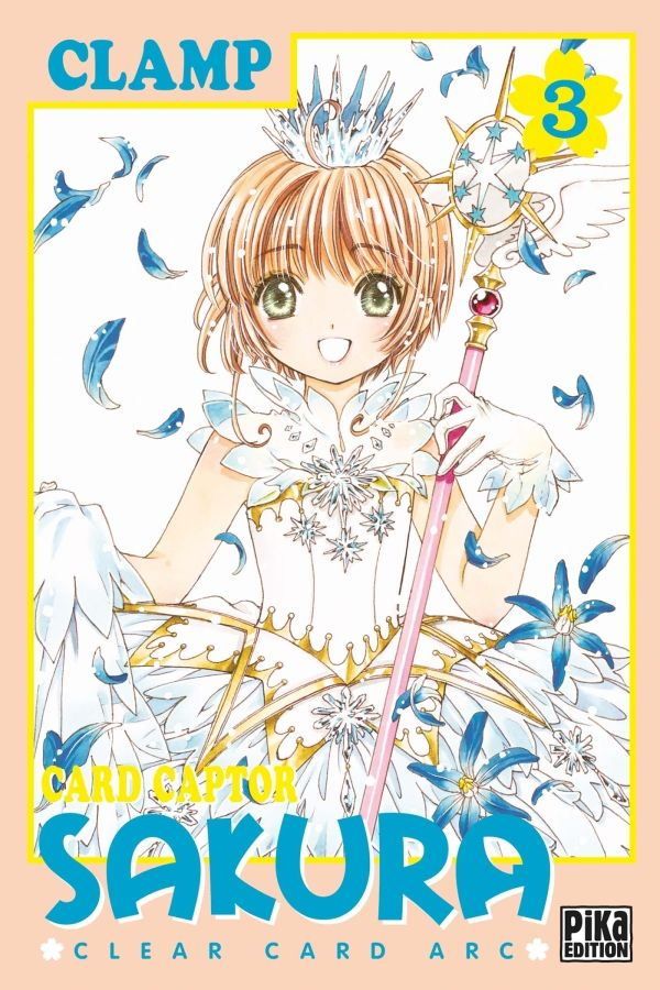 Card Captor Sakura - Clear Card Arc T3