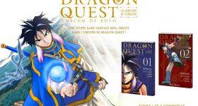 Dragon Quest débarque chez Mana Books
