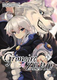 Grimoire of Zero T4