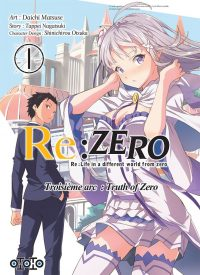 Re:Zero – Troisième Arc – Truth of Zero