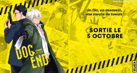 Dog End arrive chez Kana