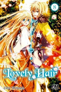 Lovely Hair Vol.8