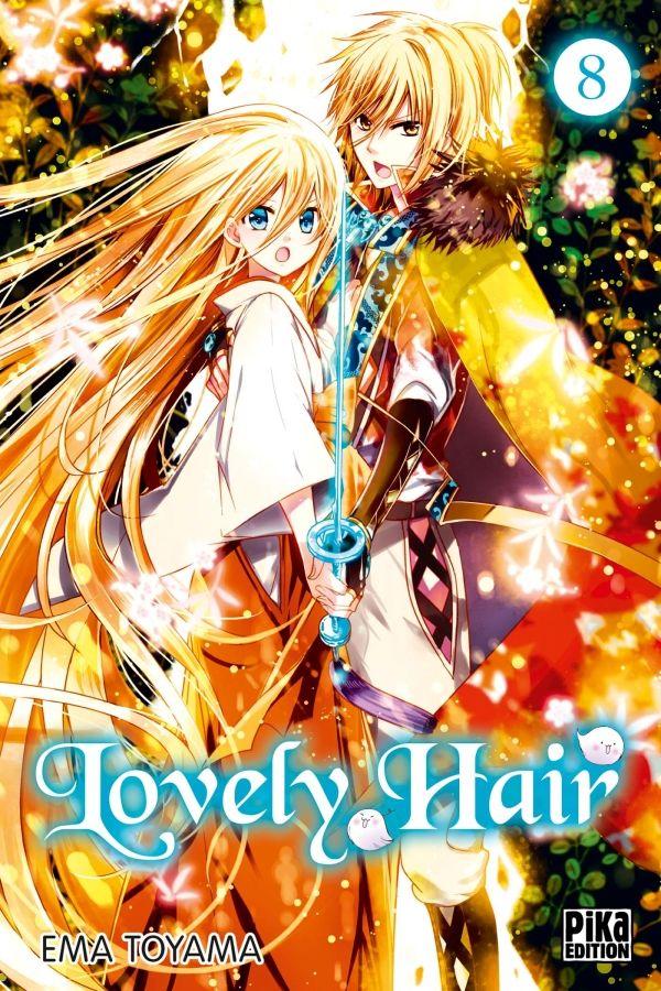 Lovely Hair T8