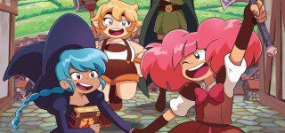 High Guardian Spice série originale de Crunchyroll