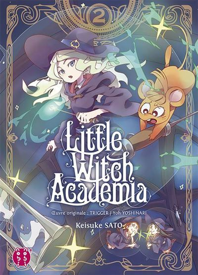 Little Witch Academia T2