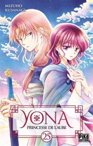 Yona - Princesse de l'Aube Vol.25