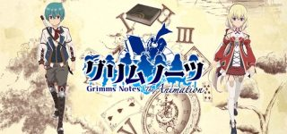 Le jeu Grimms Notes adapté en anime