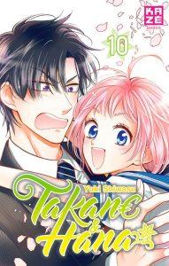 Takane & Hana Vol.10