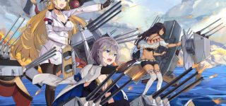 Le jeu Azur Lane adapté en anime