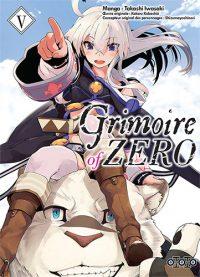 Grimoire of Zero T5