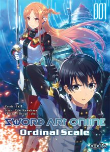 Sword Art Online - Ordinal Scale T1