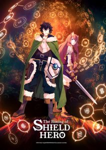 The Rising of Shield Hero - Anime