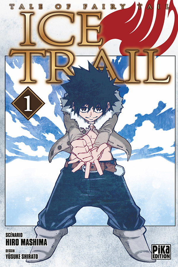 Fairy Tail - Ice Trail T1