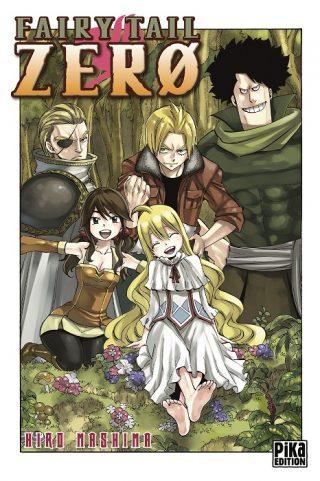 Fairy Tail – Zero