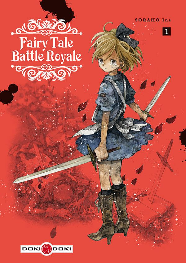 Fairy Tale Battle Royale T1