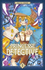 Princesse Detective T1