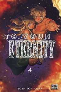 To your Eternity T4