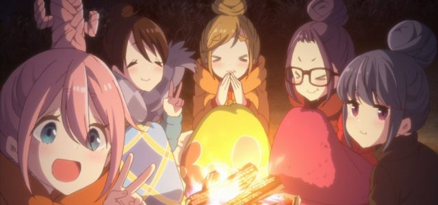 Une saison 2 annoncée pour Yuru Camp