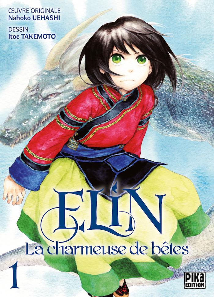 Elin, la charmeuse de bêtes T1