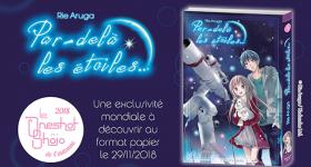Par-delà les étoiles chez Akata en version papier