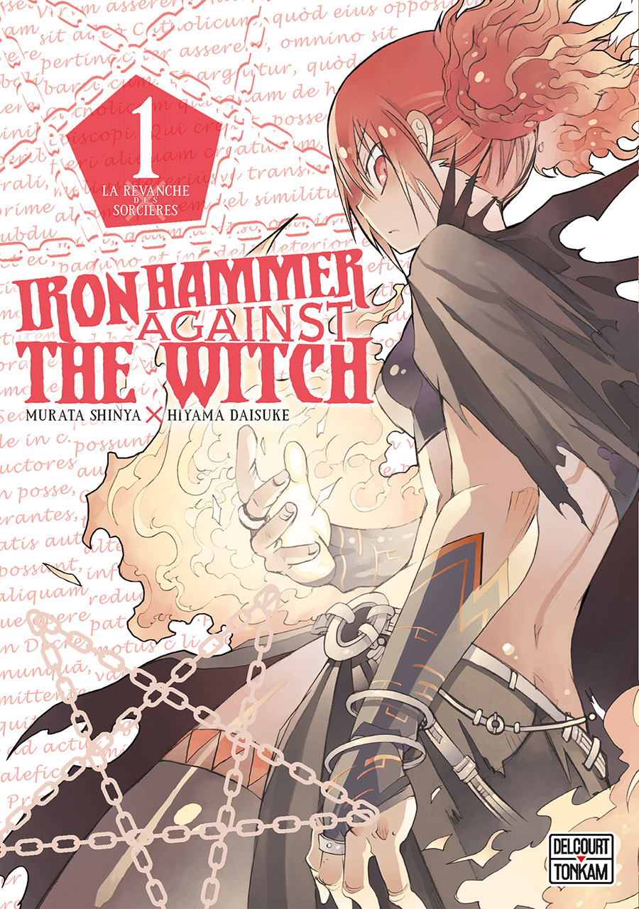 Iron Hammer Against the Witch T1