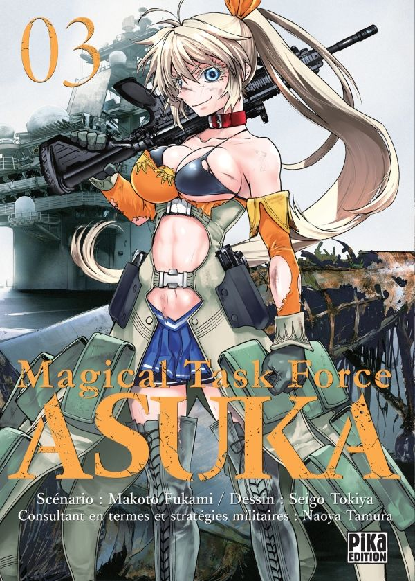 Magical Task Force Asuka T3