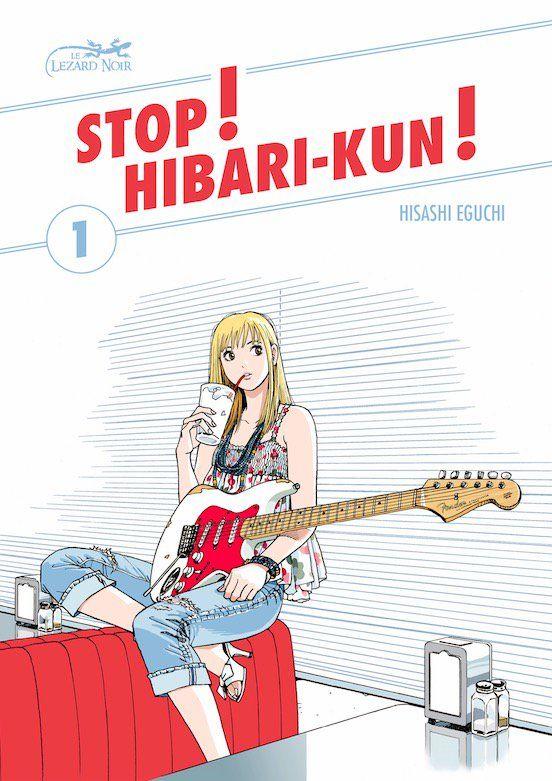Stop! Hibari-kun! T1