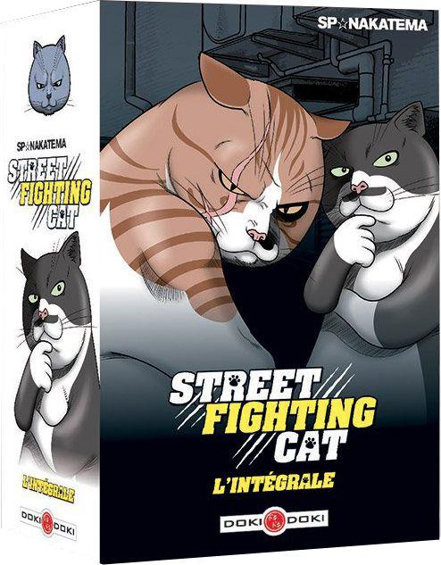 Street Fighting Cat - Coffret Intégral