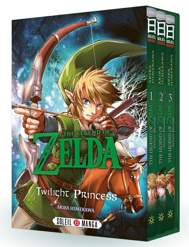 The Legend of Zelda – Twilight Princess - Coffret Vol.1
