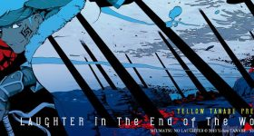 Laughter in the End of the World annoncé aux éditions Shiba
