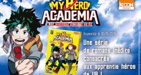 My Hero Academia – Les dossiers secrets de UA chez Ki-oon