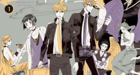 Le manga Mayonaka no Occult Koumuin adapté en anime