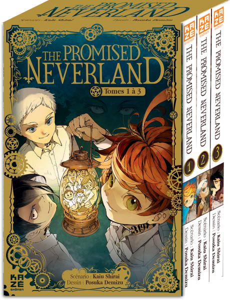 The Promised Neverland - Pack Découverte