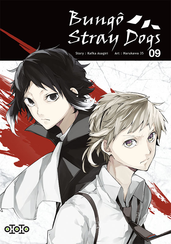 Bungô Stray Dogs T9