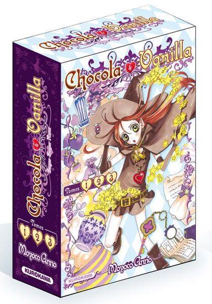 Chocola et Vanilla – Coffret