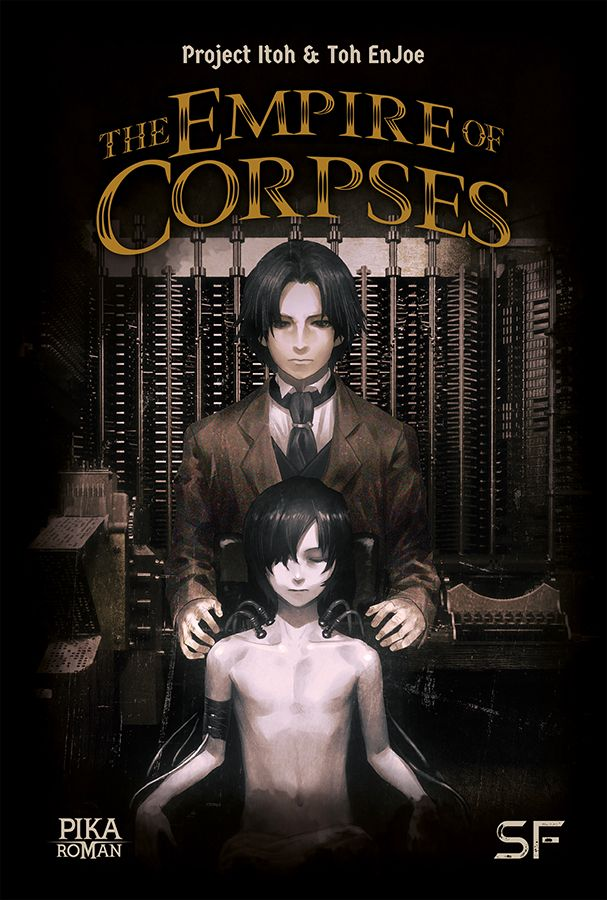 The Empire of Corpses - Roman